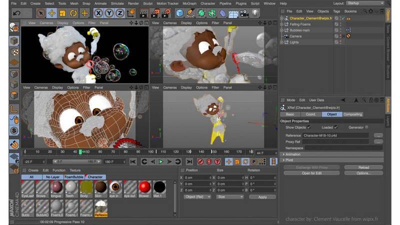 скачать Cinema 4d Studio торрент - фото 11