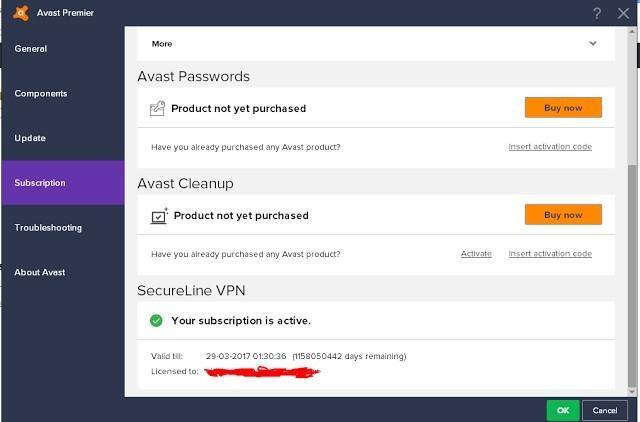 Avast secureline vpn android apk