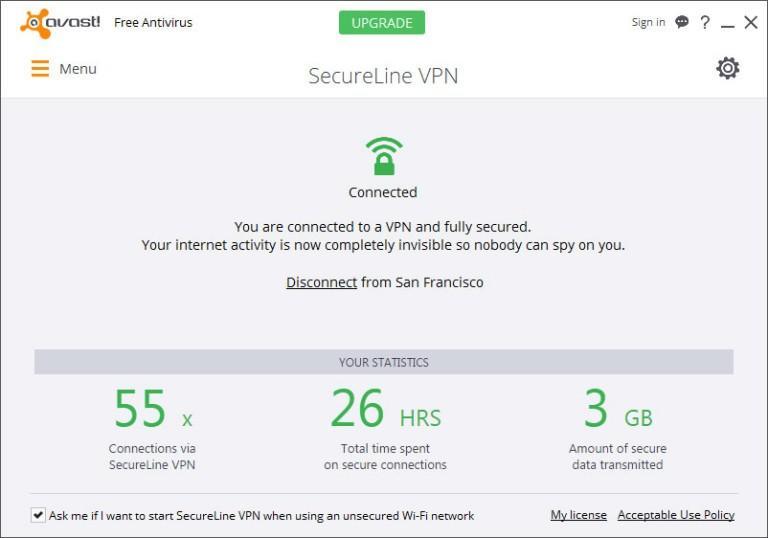 secureline avast