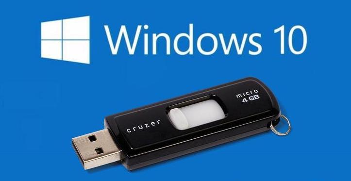 windows 10 с флешки
