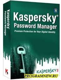 Kaspersky Password Manager 9.0