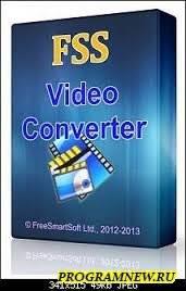 FSS Video Converter 2.2