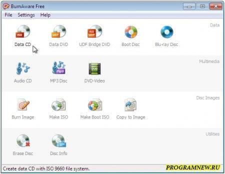 BurnAware Free 9.22