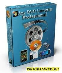 Any DVD Video Converter Professional