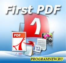 First PDF 3.5