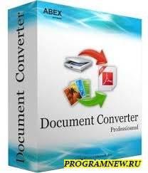 Universal Document Converter 6.8 soft