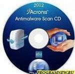 Acronis Antimalware CD soft
