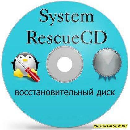 SystemRescueCD 4.9