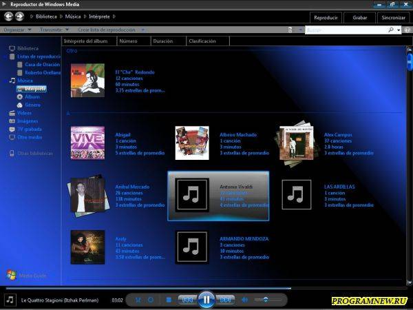Media Player Codec Pack 4.42