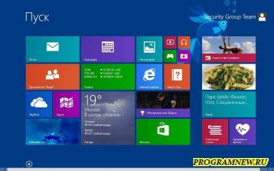 Windows 8.1 Professional x86-x64 Rus
